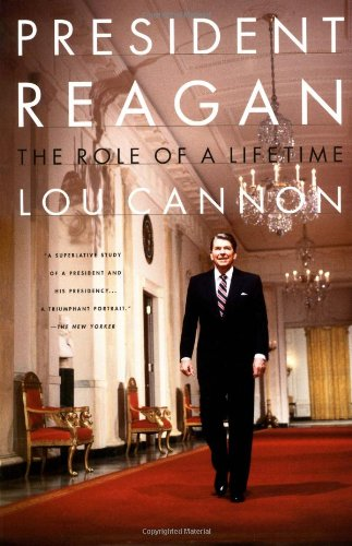 President Reagan The Role of a Lifetime  2000 edition cover