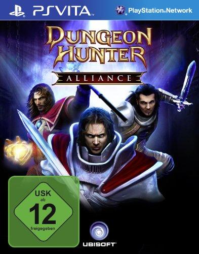 Dungeon Hunter - Alliance PlayStation Vita artwork