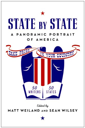 State by State A Panoramic Portrait of America  2009 edition cover