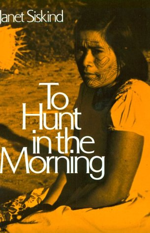 To Hunt in the Morning   1975 edition cover