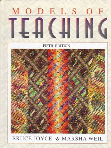 Models of Teaching  5th 1996 edition cover