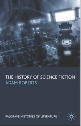 History of Science Fiction   2006 edition cover