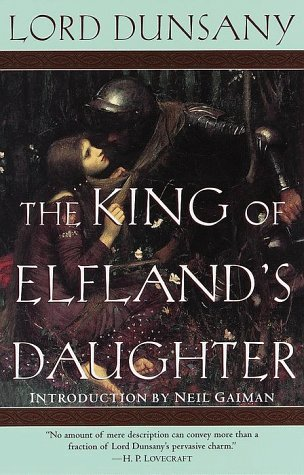 King of Elfland's Daughter   1999 (Reprint) 9780345431912 Front Cover