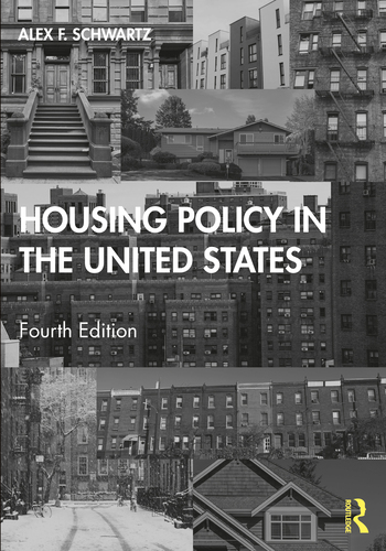 Housing Policy in the United States  N/A 9780367563912 Front Cover