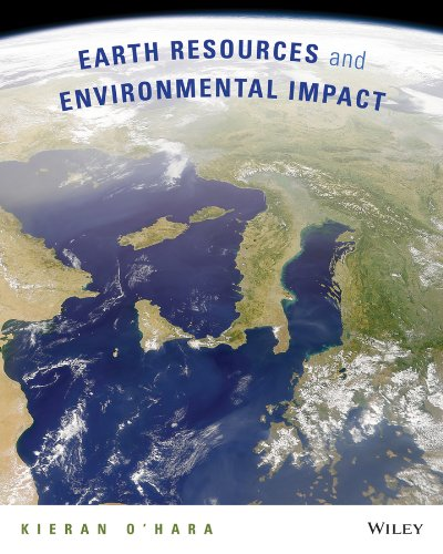 Earth Resources and Environmental Impacts   2014 edition cover