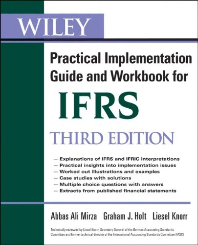 Wiley IFRS Practical Implementation Guide and Workbook 3rd 2011 (Workbook) edition cover