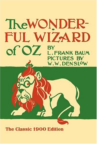 Wonderful Wizard of Oz  Reprint edition cover