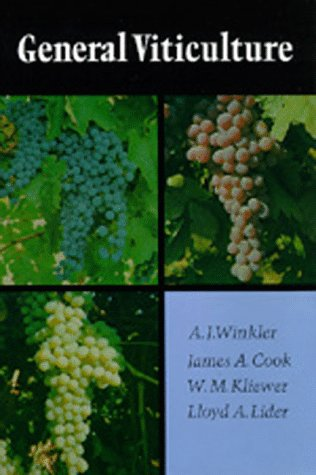 General Viticulture  2nd (Revised) edition cover