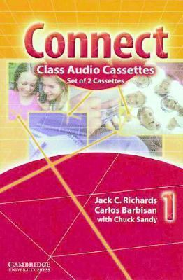 Connect Class Cassettes 1 N/A 9780521594912 Front Cover