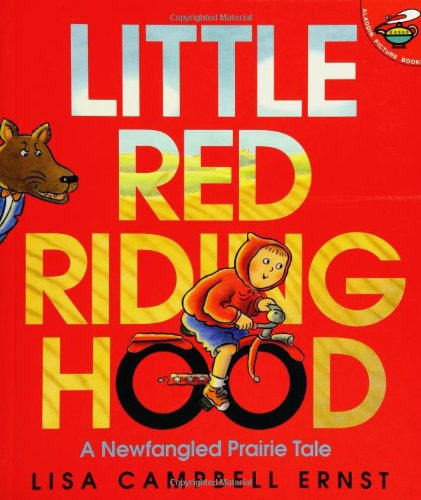 Little Red Riding Hood   1998 (Reprint) edition cover