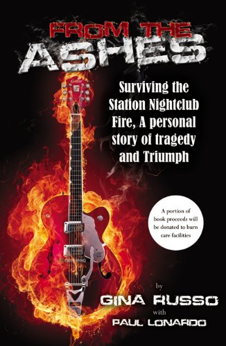 From the Ashes, Surviving the Station Nightclub Fire  2010 edition cover