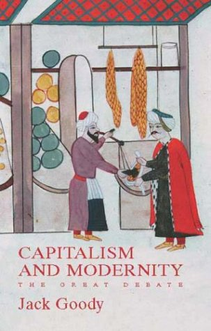 Capitalism and Modernity The Great Debate  2004 edition cover