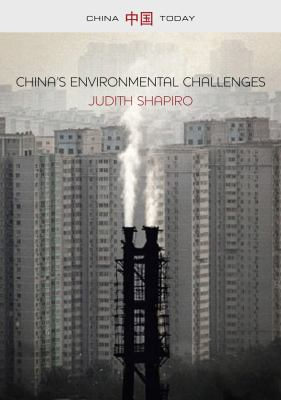 China's Environmental Challenges   2012 edition cover