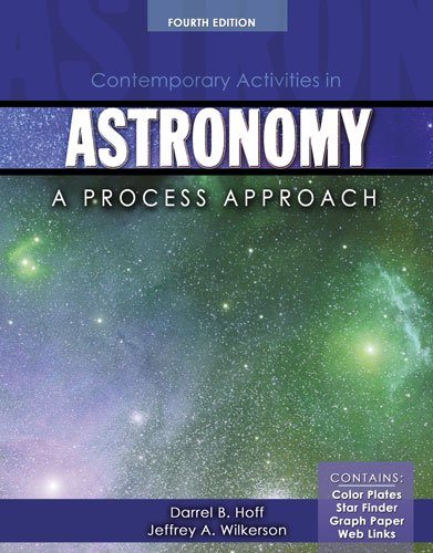 Contemporary Activities in Astronomy A Process Approach 4th (Revised) edition cover