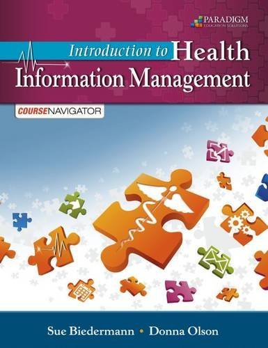 INTRO.TO HEALTH INFO.MGMT.-W/ACCESS     N/A 9780763860912 Front Cover