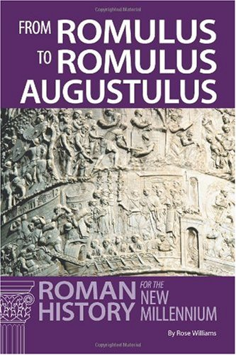 From Romulus to Romulus Augustulus   2008 edition cover
