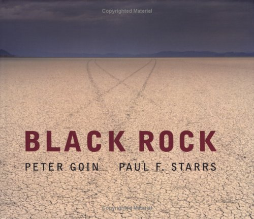 Black Rock   2004 edition cover