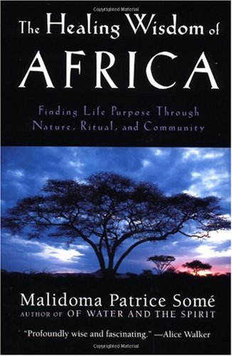 Healing Wisdom of Africa Finding Life Purpose Through Nature, Ritual, and Community Reprint  9780874779912 Front Cover