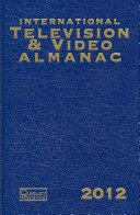 The International Television & Video Almanac 2012:  2012 edition cover