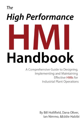 High Performance HMI Handbook A Comprehensive Guide to Designing, Implementing and Maintaining Effective HMIs for Industrial Plant Operations N/A 9780977896912 Front Cover