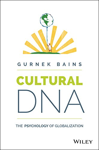 Cultural DNA The Psychology of Globalization  2015 9781118928912 Front Cover