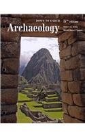 Archaeology Down to Earth 5th 2014 edition cover