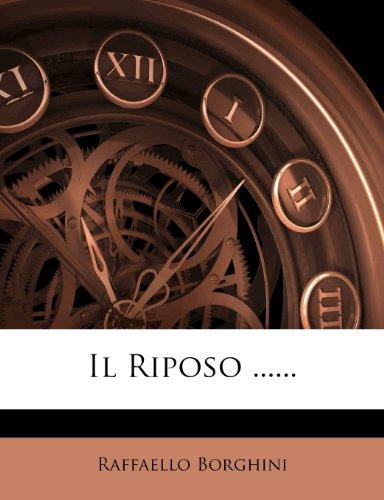 Riposo ... ...   0 edition cover