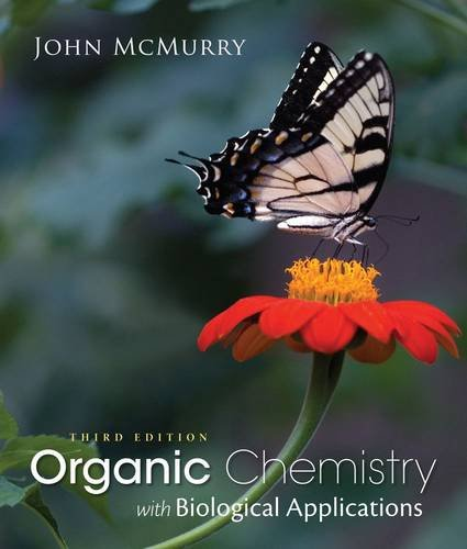 Organic Chemistry With Biological Applications 3rd 2015 9781285842912 Front Cover
