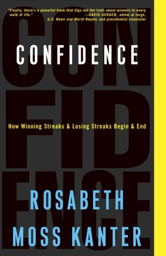 Confidence How Winning and Losing Streaks Begin and End N/A edition cover