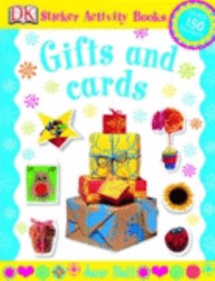 Gifts and Cards (Sticker Activity Books) N/A 9781405309912 Front Cover