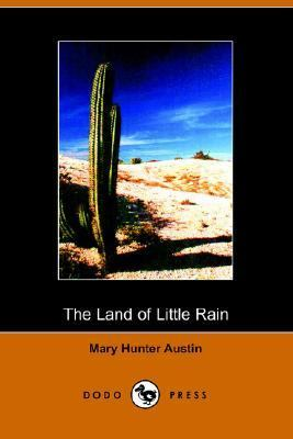 Land of Little Rain  N/A 9781406500912 Front Cover