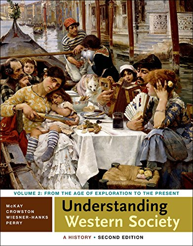 Understanding Western Society: A History  2014 edition cover