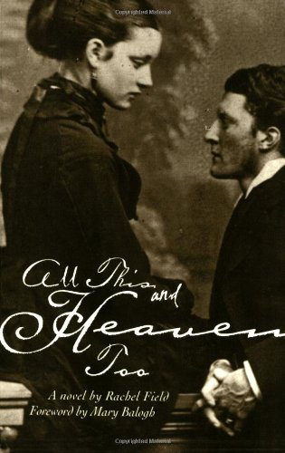 All This, and Heaven Too   2003 (Revised) edition cover