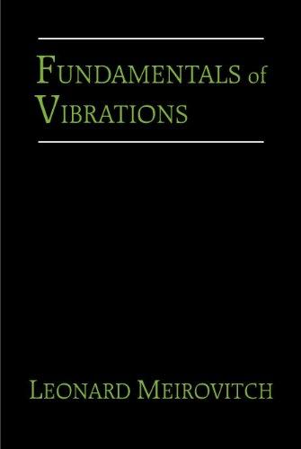 Fundamentals of Vibrations  N/A edition cover