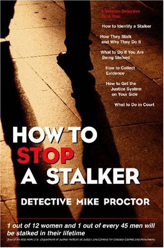 How to Stop a Stalker   2003 edition cover