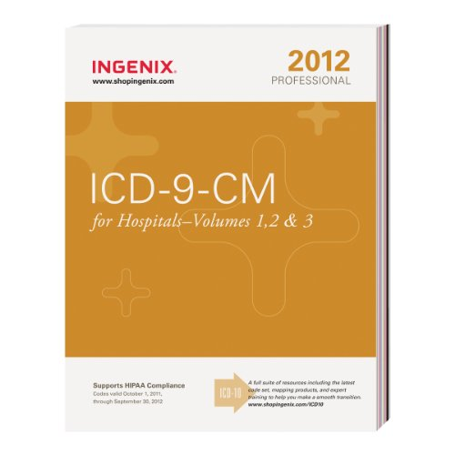 ICD-9-CM Professional for Hospitals   2011 edition cover