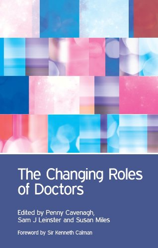 Changing Roles of Doctors   2013 edition cover