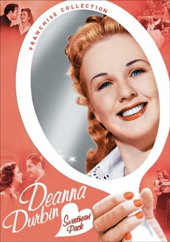 Deanna Durbin Sweetheart Pack (Three Smart Girls / Something In the Wind / First Love / It Started with Eve / Can't Help Singing / Lady on a Train) System.Collections.Generic.List`1[System.String] artwork
