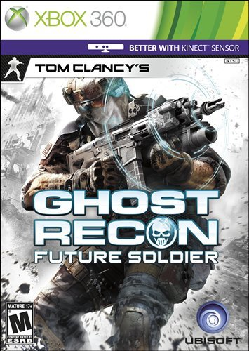 Tom Clancy's Ghost Recon: Future Soldier - Xbox 360 Xbox 360 artwork