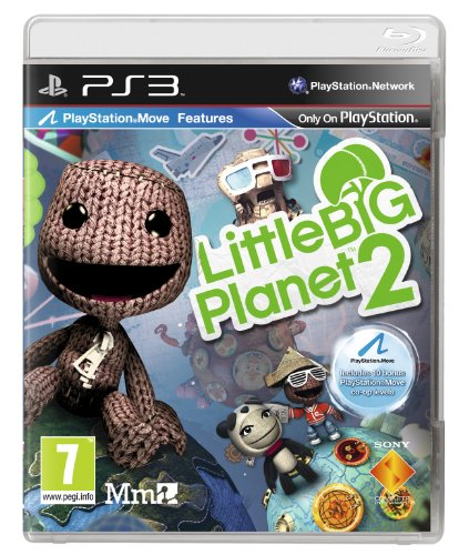 LittleBigPlanet 2 (PS3) PlayStation 3 artwork