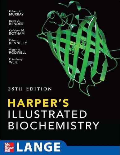 Harper's Illustrated Biochemistry, 28th Edition  28th 2009 edition cover