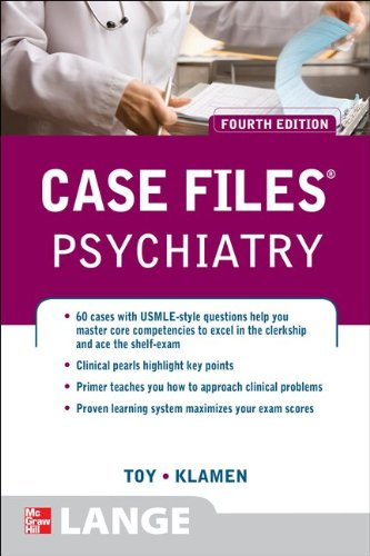 Psychiatry  4th 2012 edition cover