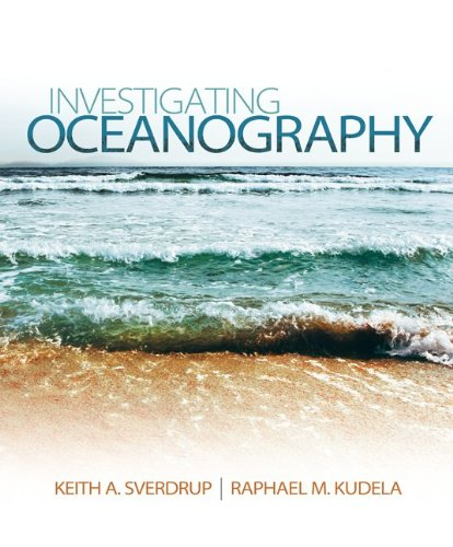Investigating Oceanography   2014 edition cover