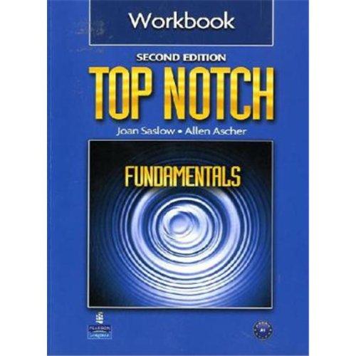 Top Notch Fundamentals Workbook  2nd 2011 edition cover