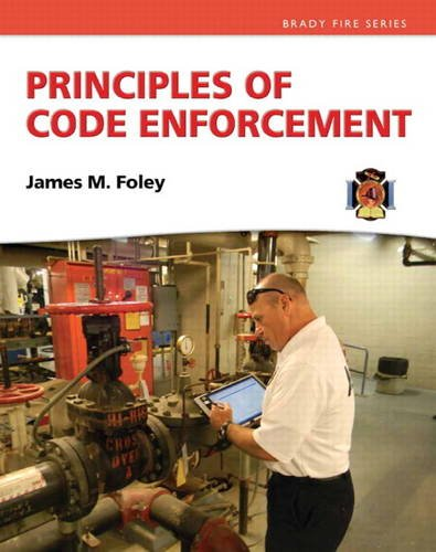 Principles of Code Enforcement   2014 edition cover