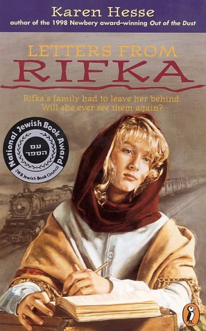 Letters from Rifka  Reprint  9780140363913 Front Cover