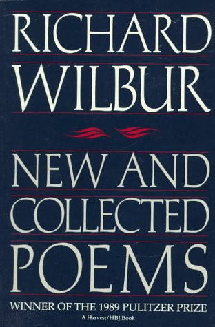 New and Collected Poems   1989 edition cover