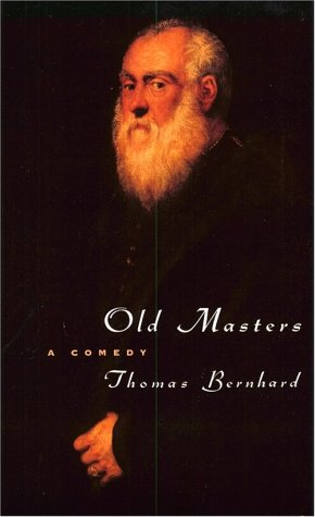 Old Masters A Comedy N/A edition cover