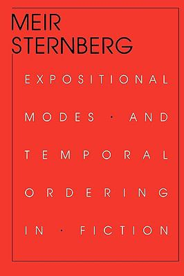 Expositional Modes and Temporal Ordering in Fiction   1993 9780253207913 Front Cover