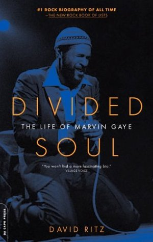 Divided Soul The Life of Marvin Gaye N/A edition cover